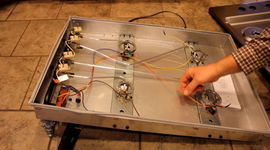 Электрические плиты аристон ремонт